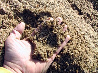 Homok ár - homok szállítás a legjobb áron